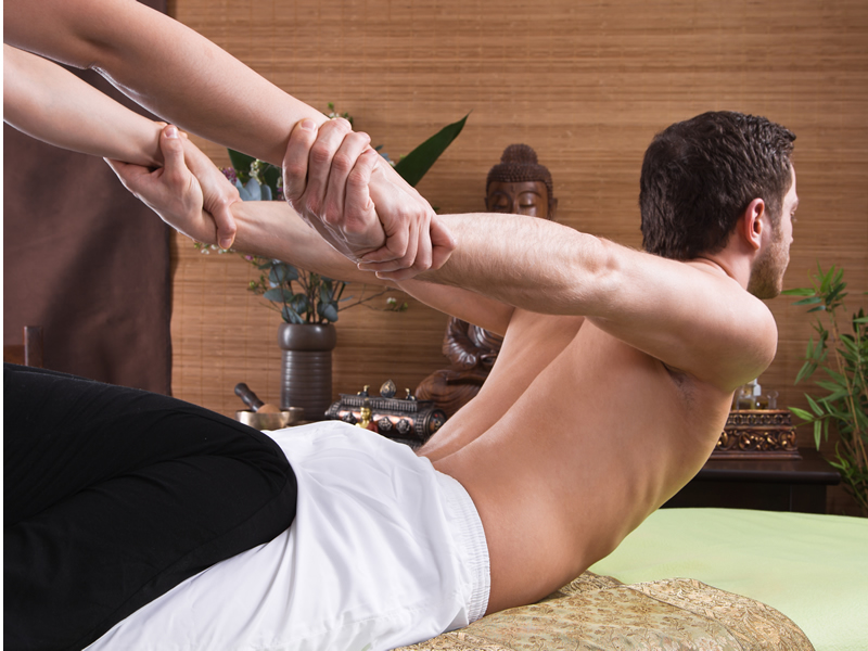 Thai Massage Videos